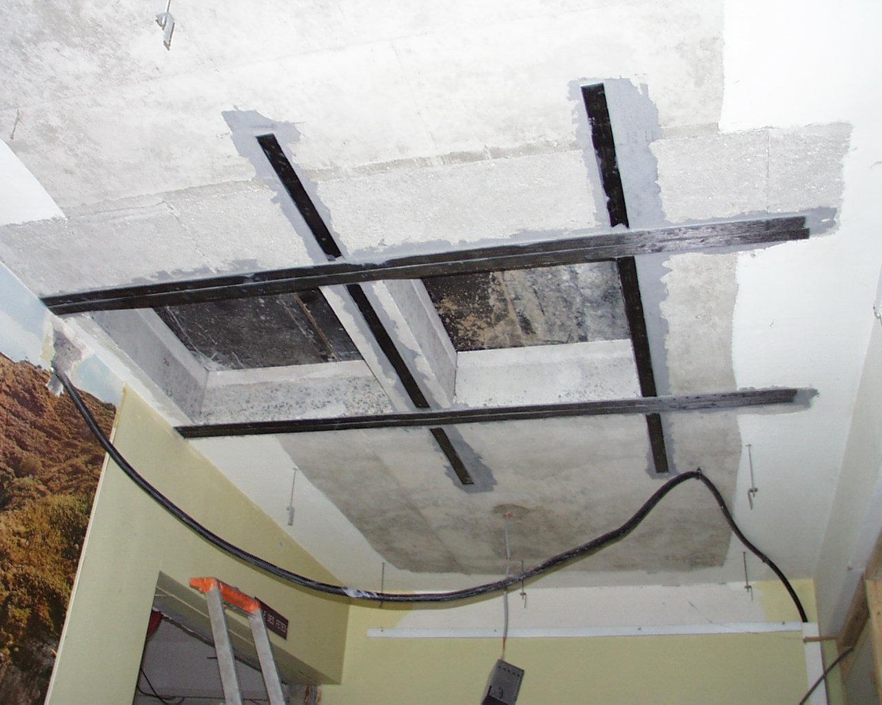 Renforcement des structures tns btp for Renfort mur porteur
